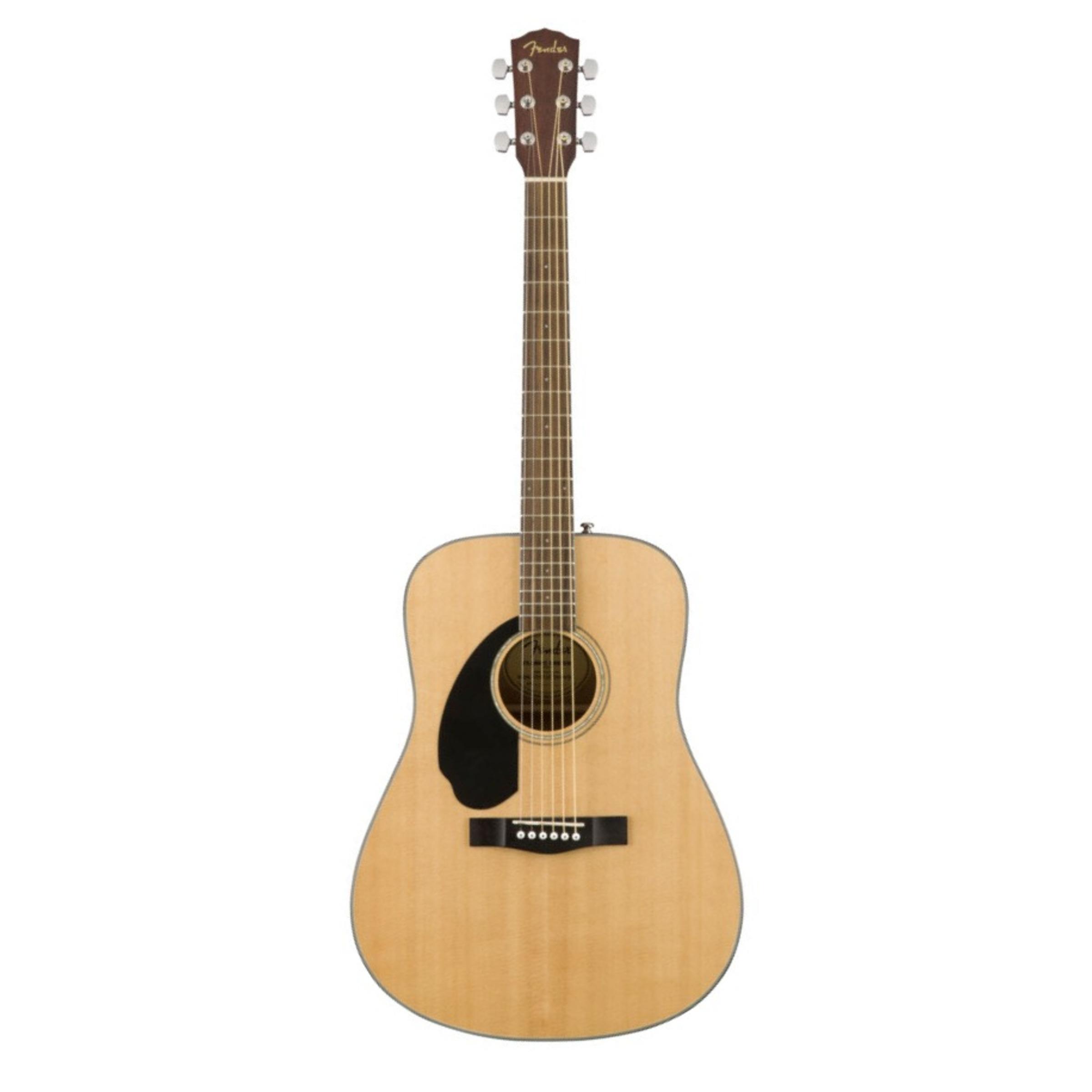 fender cd60s left handed solid top dreadnought acoustic guitar natural giggear. Black Bedroom Furniture Sets. Home Design Ideas
