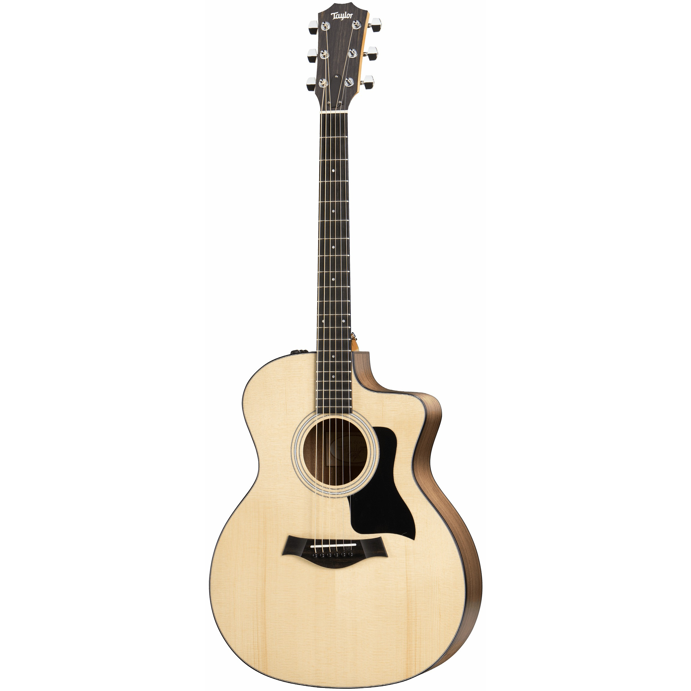 taylor 114ce grand auditorium cutaway electro acoustic giggear. Black Bedroom Furniture Sets. Home Design Ideas