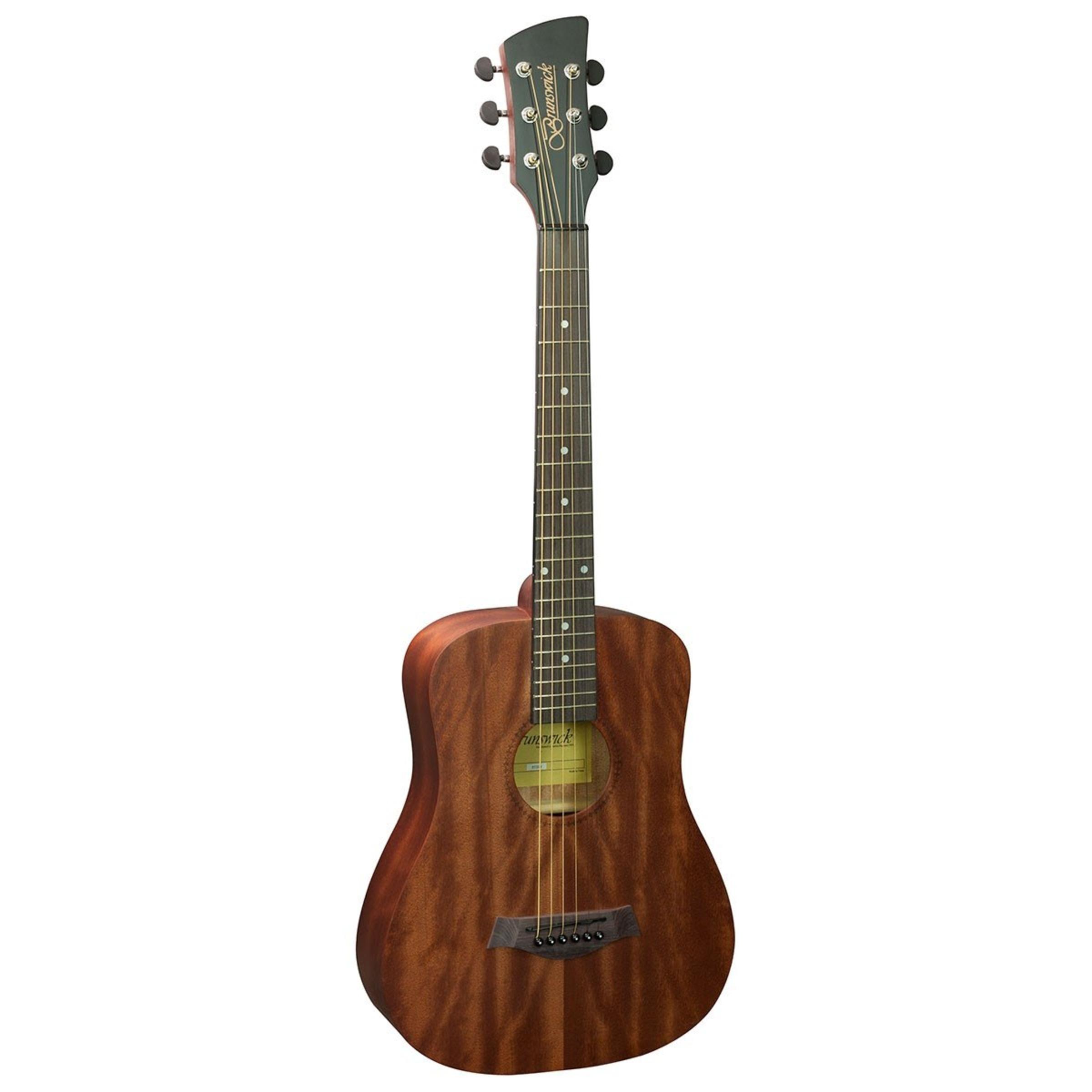 guitars brunswick bt200 3 4 travel acoustic guitar giggear. Black Bedroom Furniture Sets. Home Design Ideas