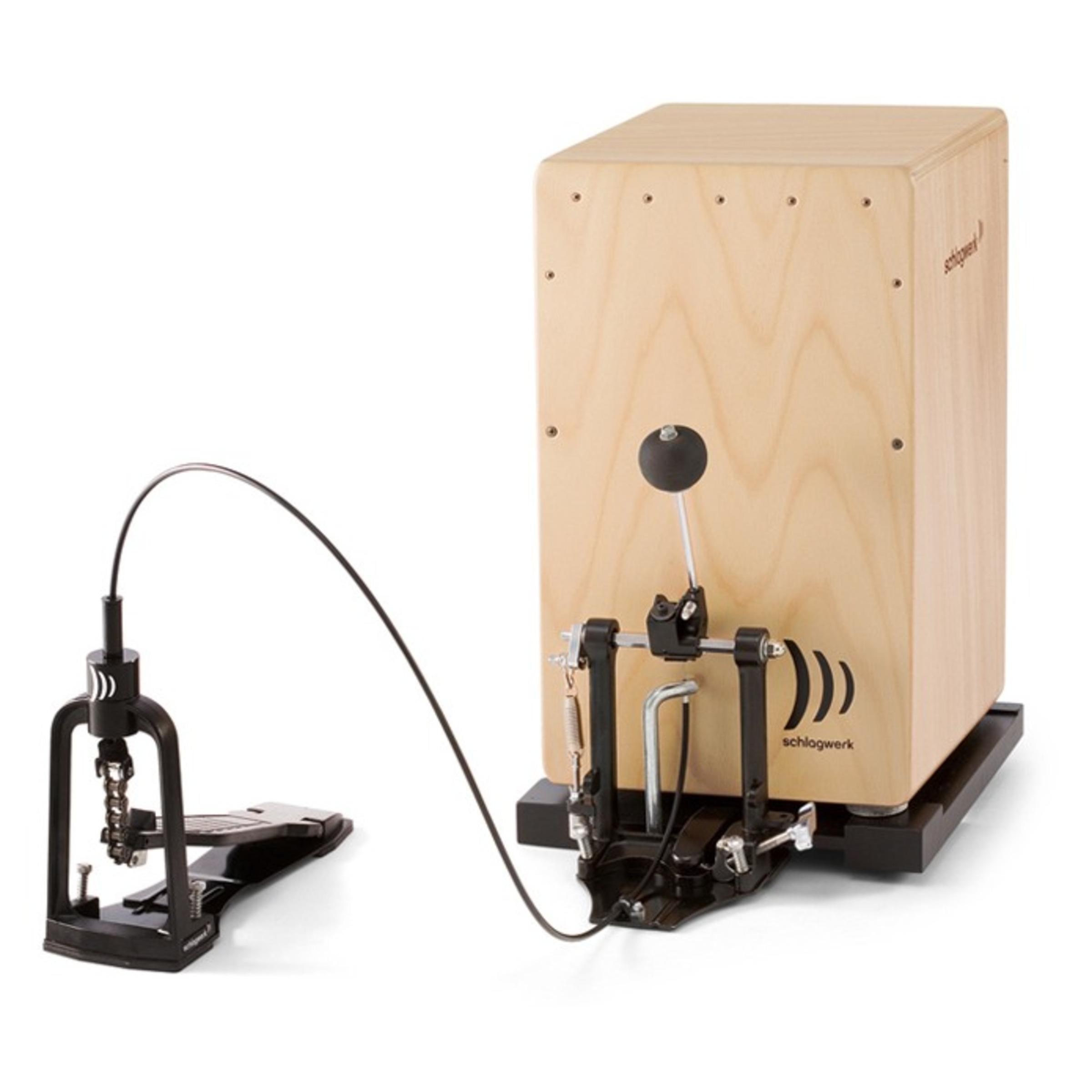 schlagwerk cap100 cajon pedal inc bag giggear. Black Bedroom Furniture Sets. Home Design Ideas