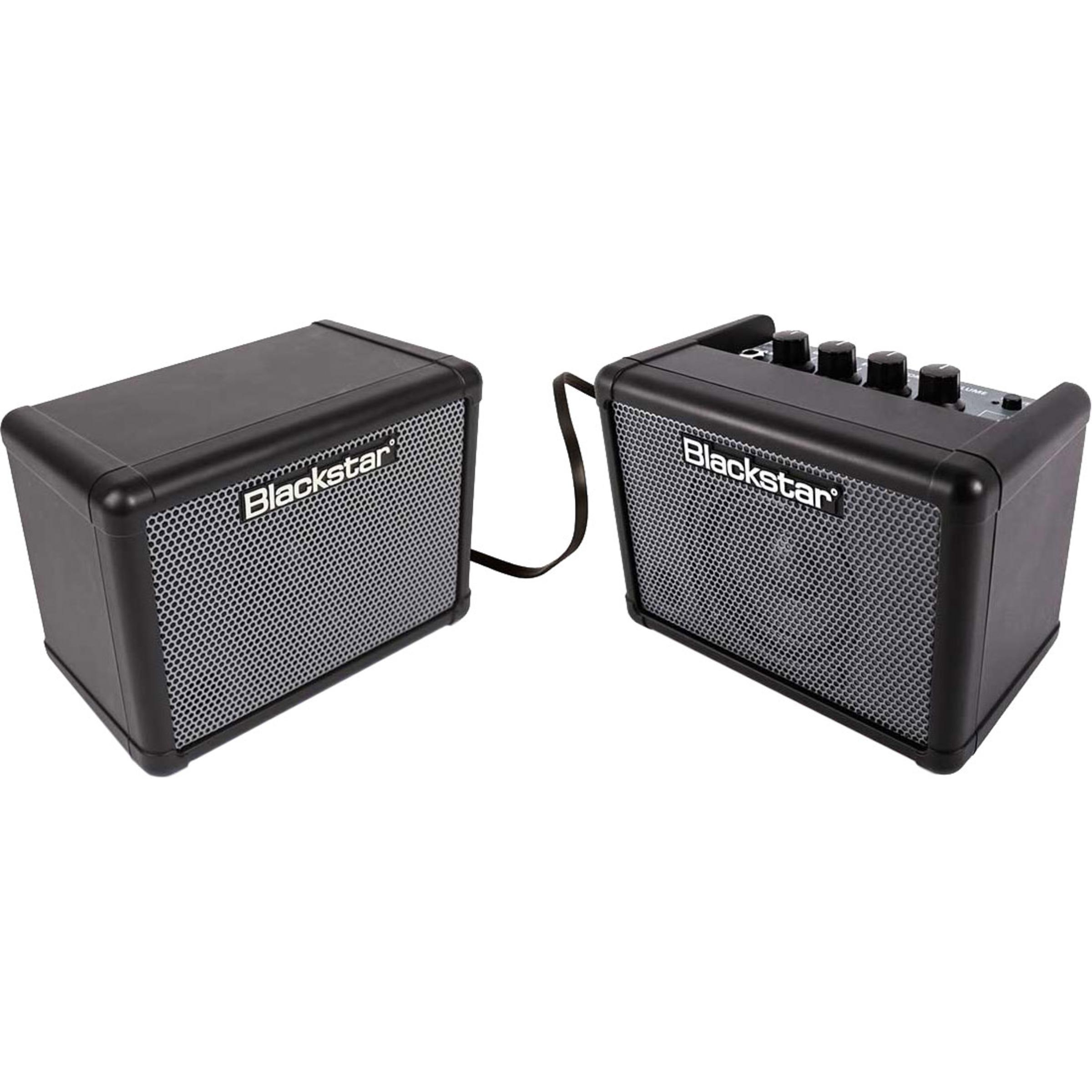 blackstar fly 3 bass stereo package mini bass guitar amplifier giggear. Black Bedroom Furniture Sets. Home Design Ideas