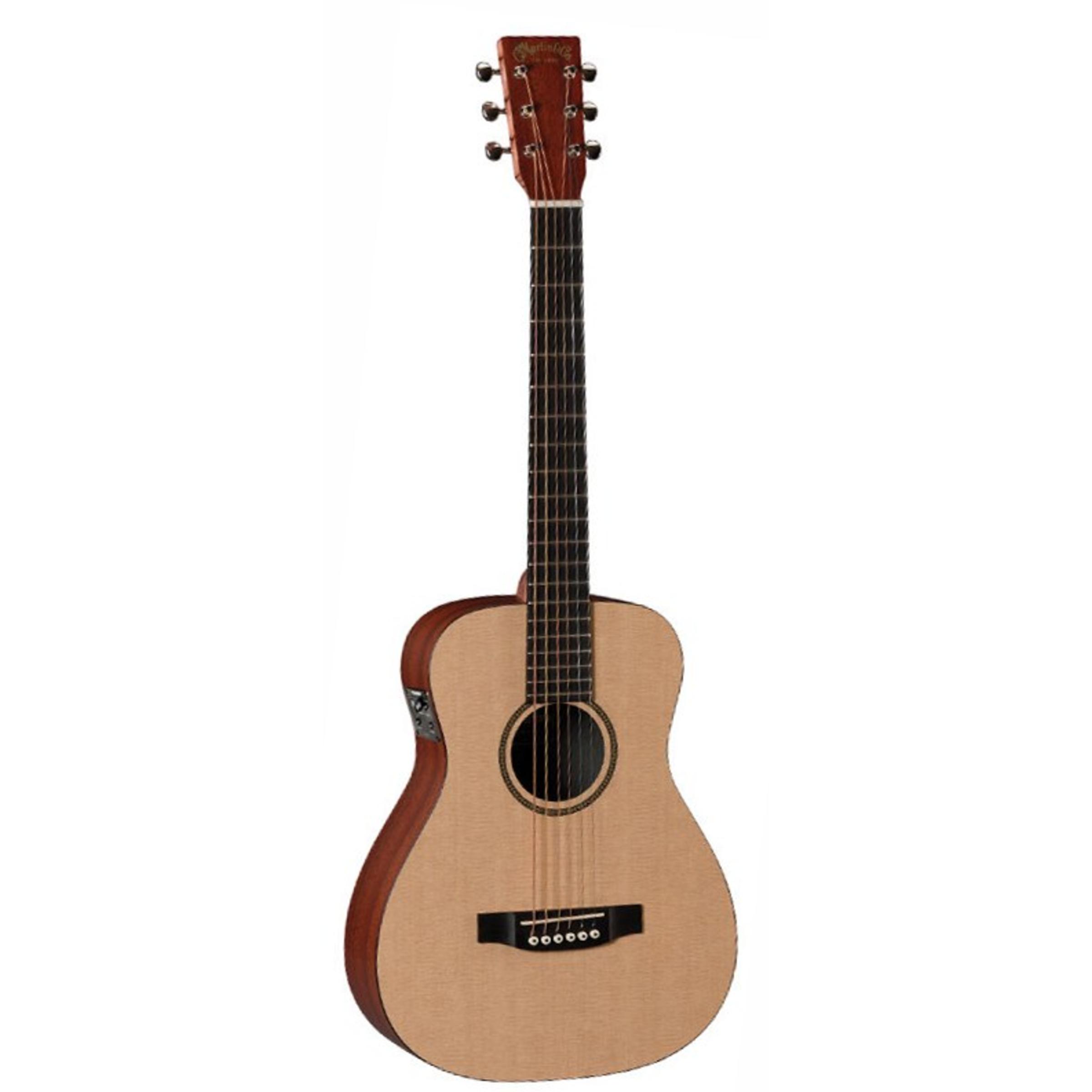martin x series little martin electro acoustic guitar giggear. Black Bedroom Furniture Sets. Home Design Ideas
