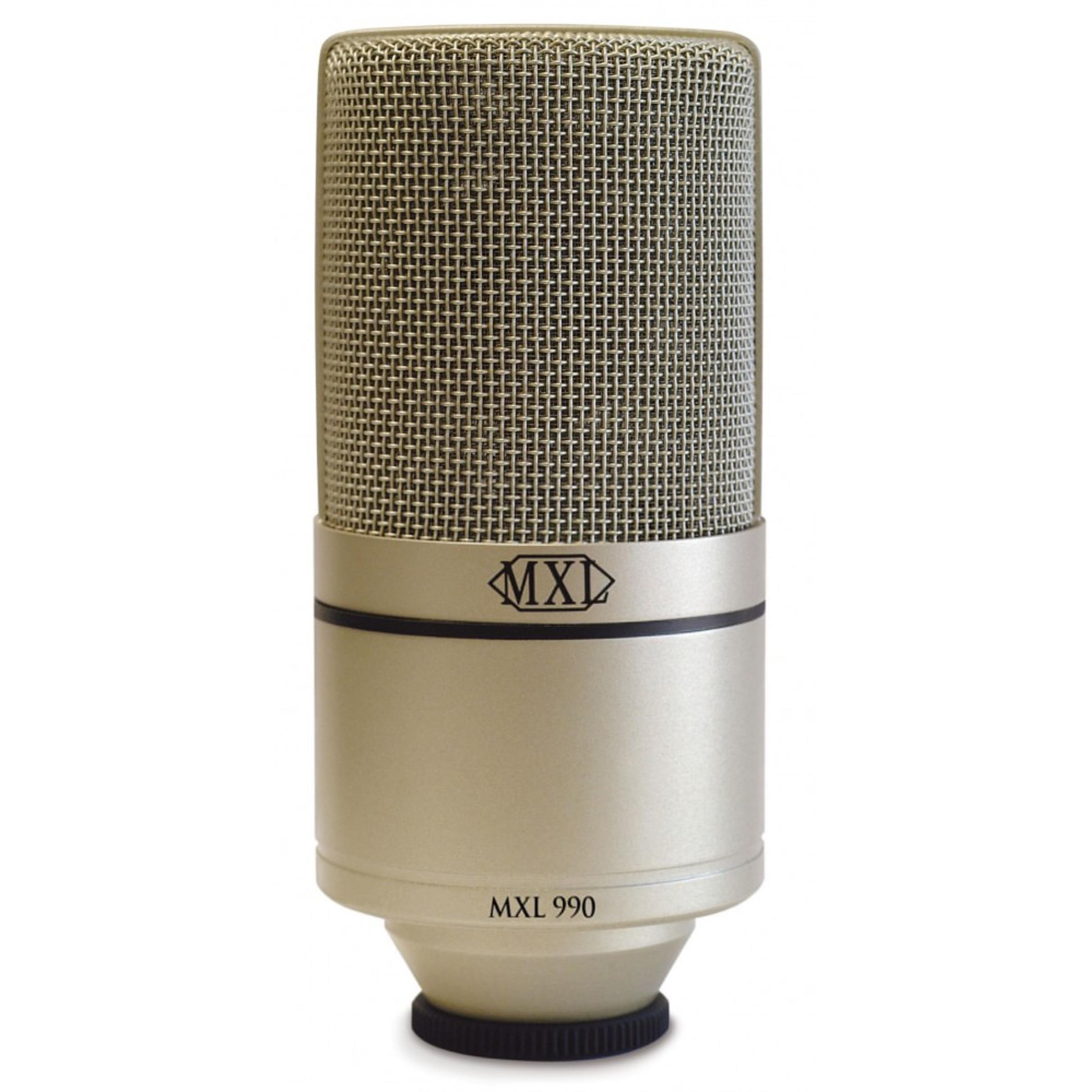mxl 990 condenser mic giggear. Black Bedroom Furniture Sets. Home Design Ideas