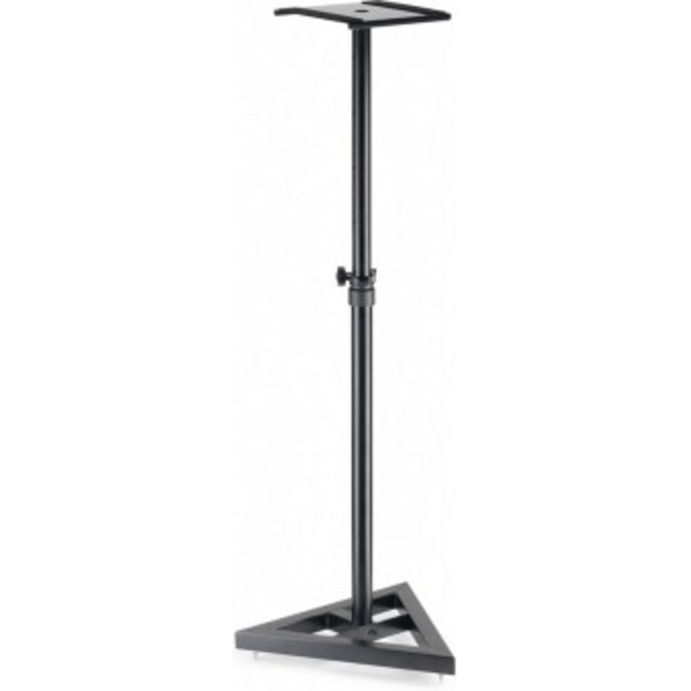 stagg studio speaker monitor stand single giggear. Black Bedroom Furniture Sets. Home Design Ideas