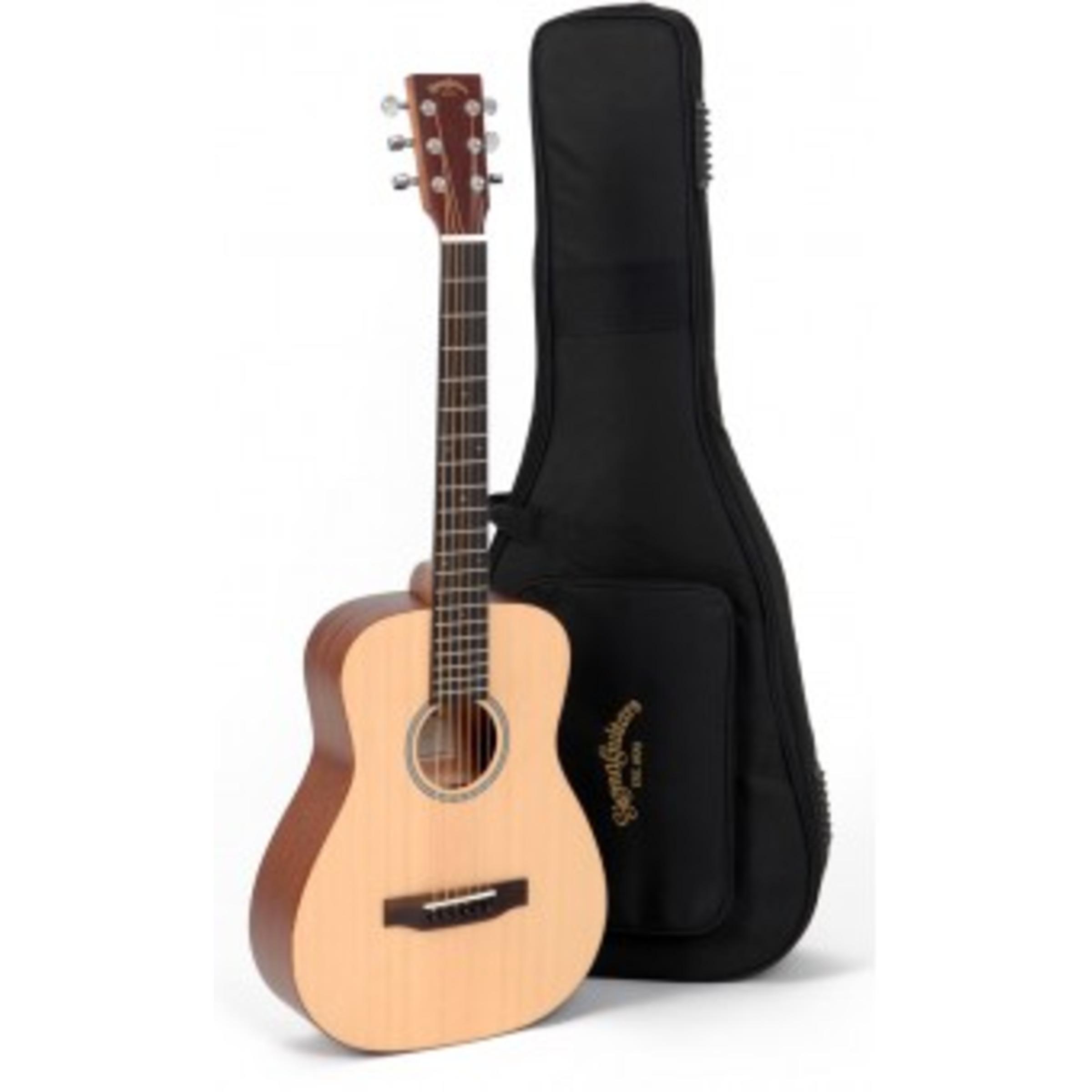 sigma tm12 travel acoustic guitar giggear. Black Bedroom Furniture Sets. Home Design Ideas