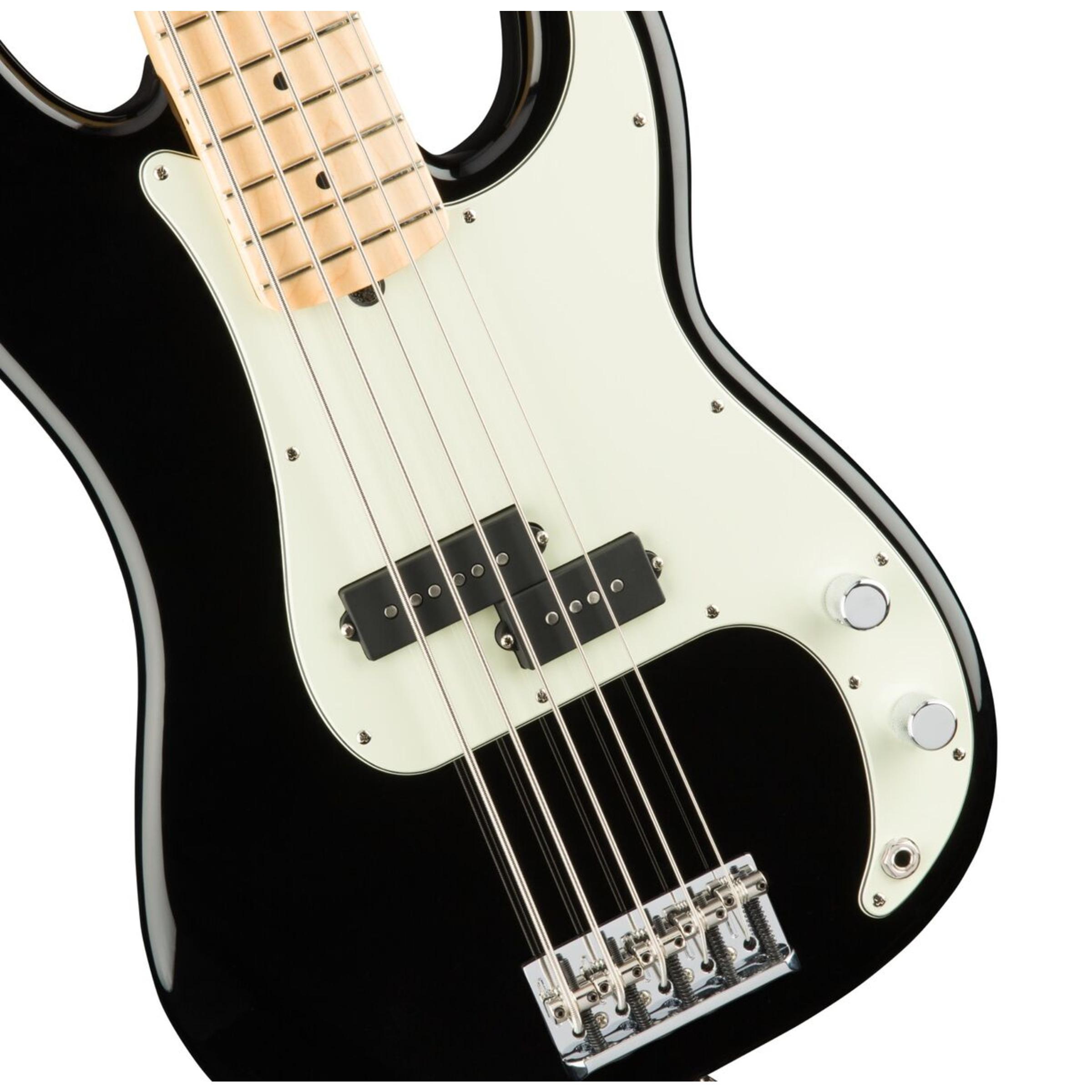 fender american pro p bass 5 string maple fingerboard giggear. Black Bedroom Furniture Sets. Home Design Ideas