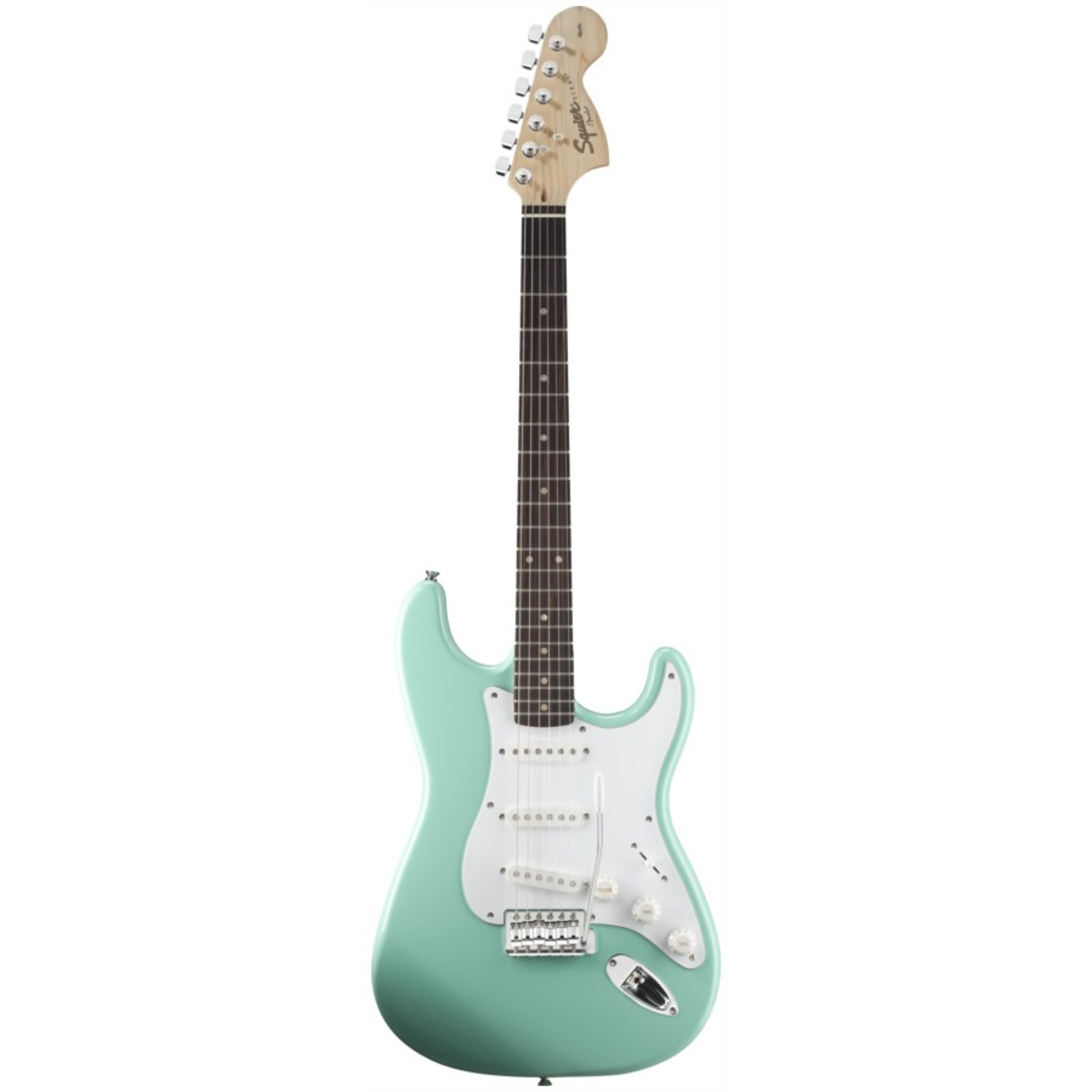 squier affinity stratocaster electric guitar laurel fingerboard giggear. Black Bedroom Furniture Sets. Home Design Ideas