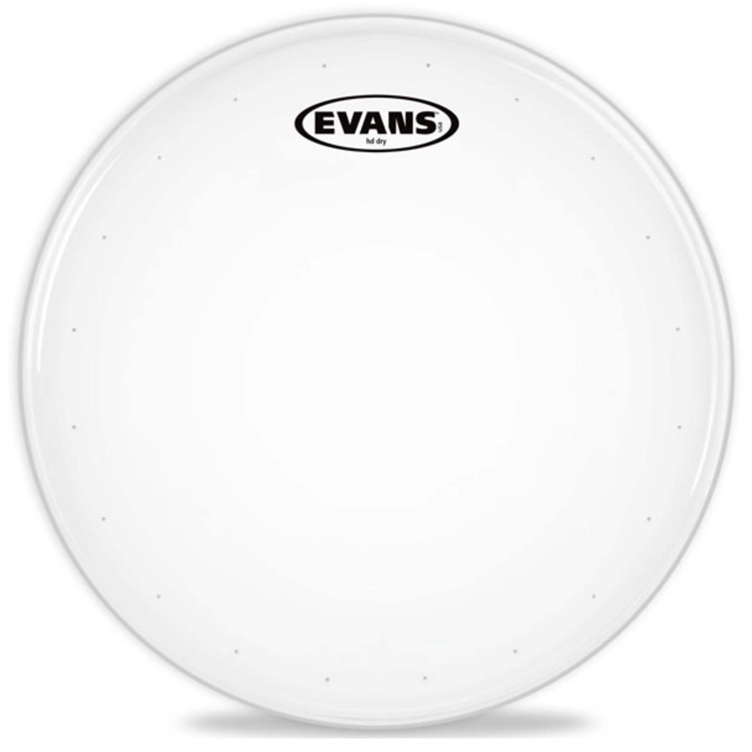 evans genera hd dry snare batter drum head giggear. Black Bedroom Furniture Sets. Home Design Ideas