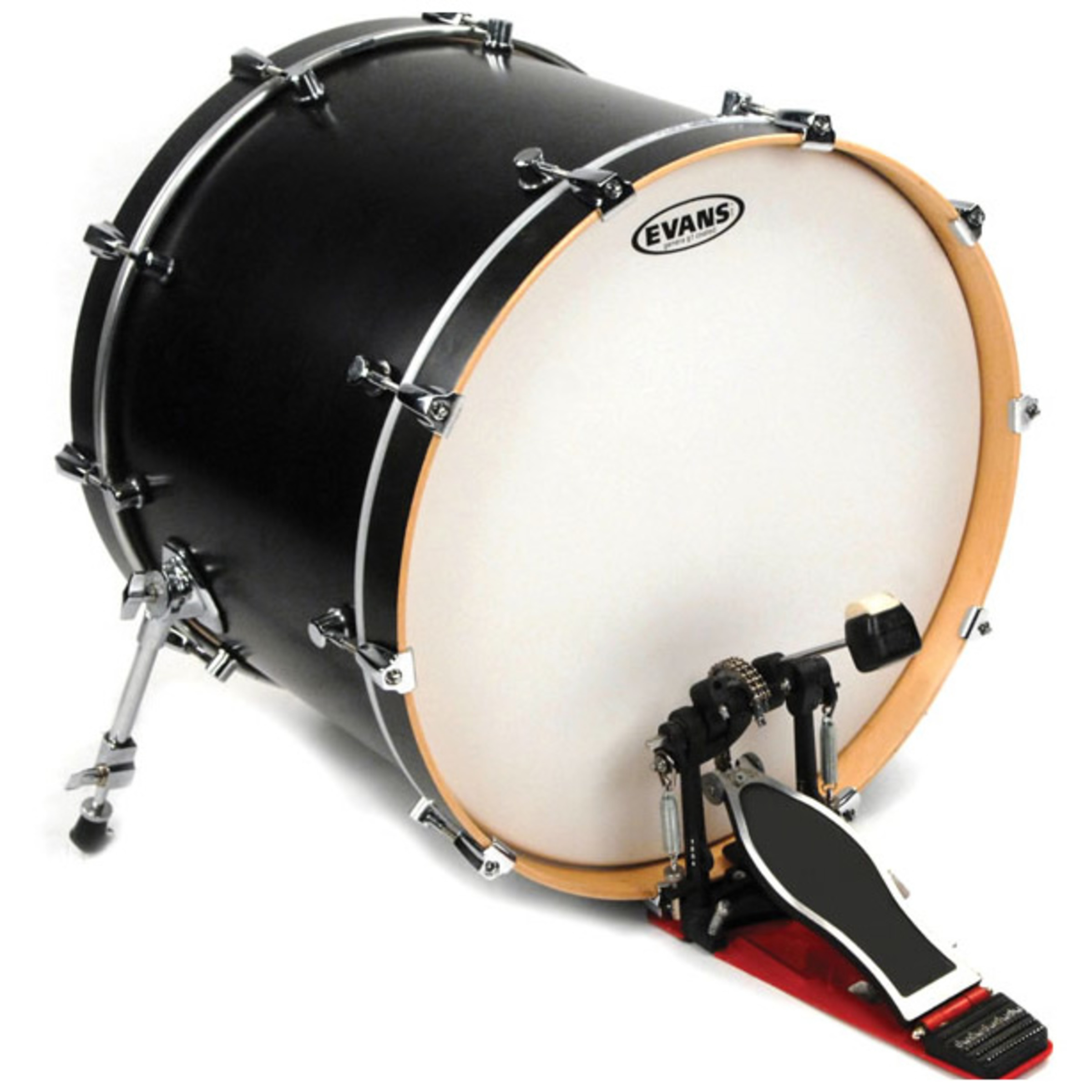 evans g1 coated bass drum batter head giggear. Black Bedroom Furniture Sets. Home Design Ideas