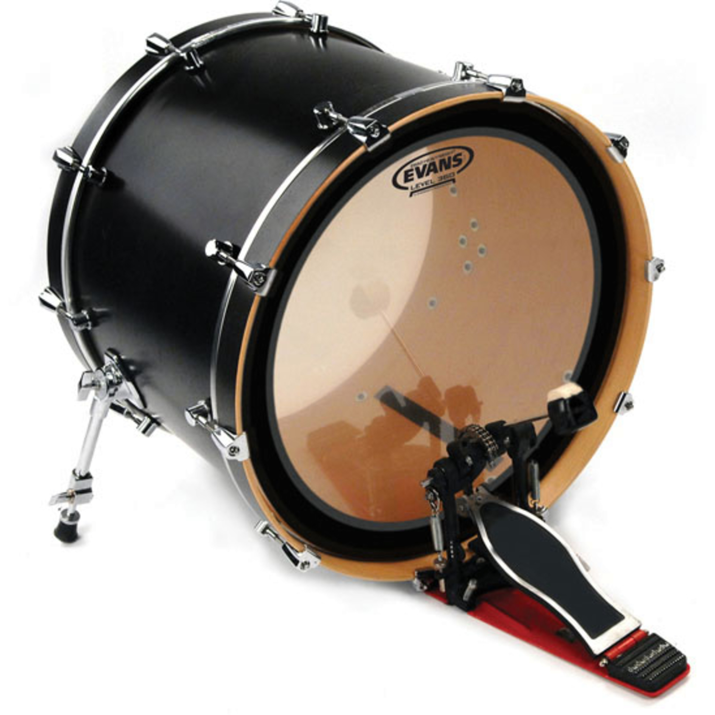 drums evans emad heavyweight bass drum batter head giggear. Black Bedroom Furniture Sets. Home Design Ideas