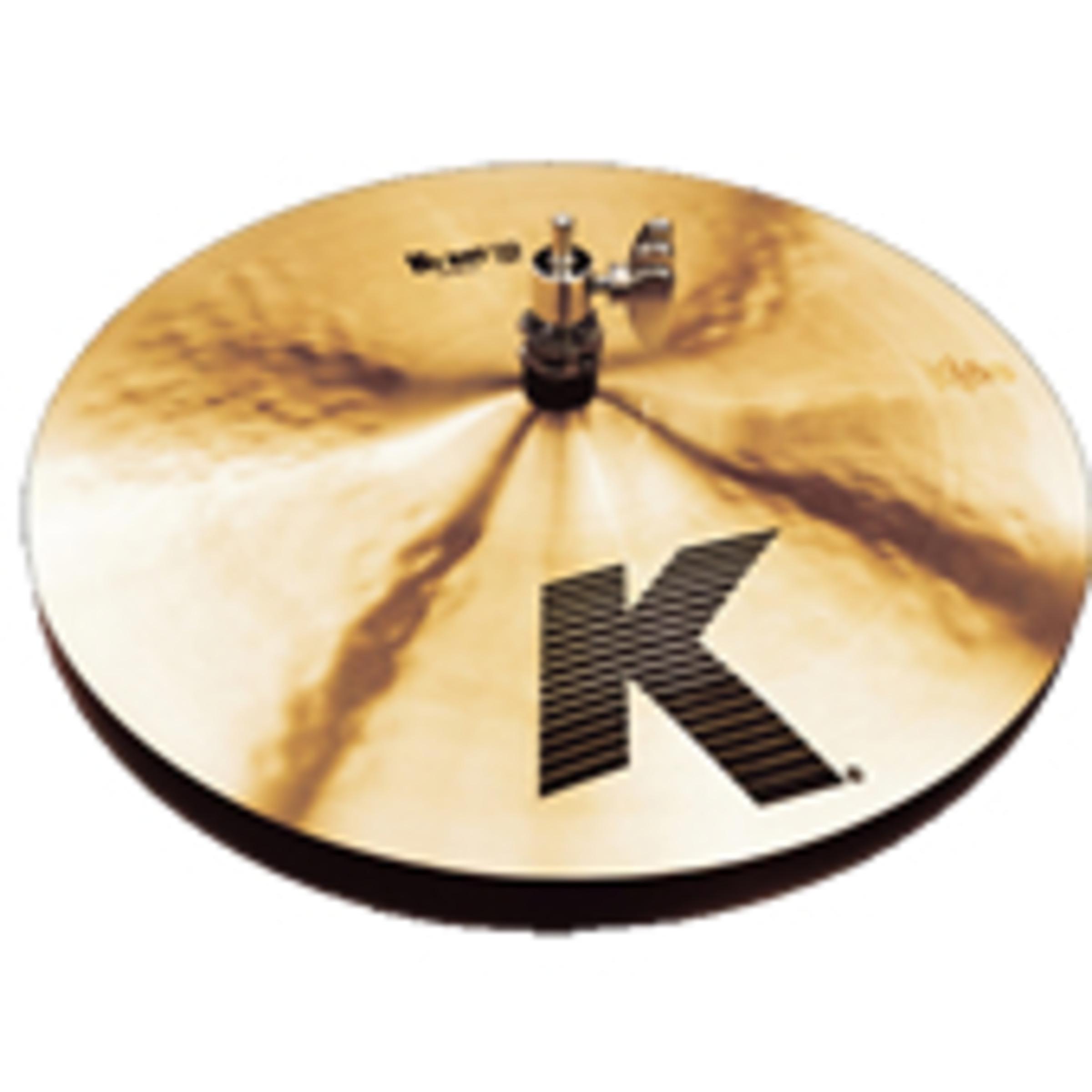 drums cymbals hi hats zildjian k hi hats giggear. Black Bedroom Furniture Sets. Home Design Ideas