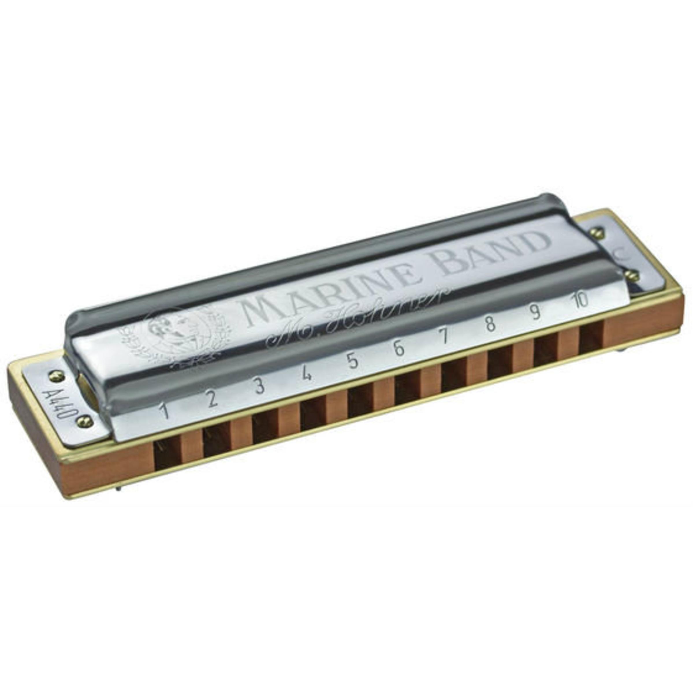 hohner marine band 1896 classic harmonica giggear. Black Bedroom Furniture Sets. Home Design Ideas