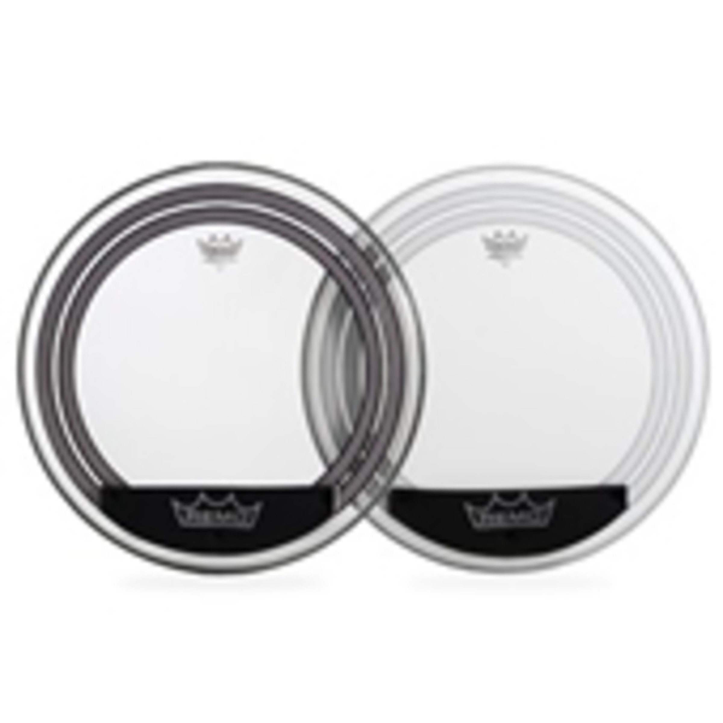 remo powersonic clear bass drum batter head giggear. Black Bedroom Furniture Sets. Home Design Ideas