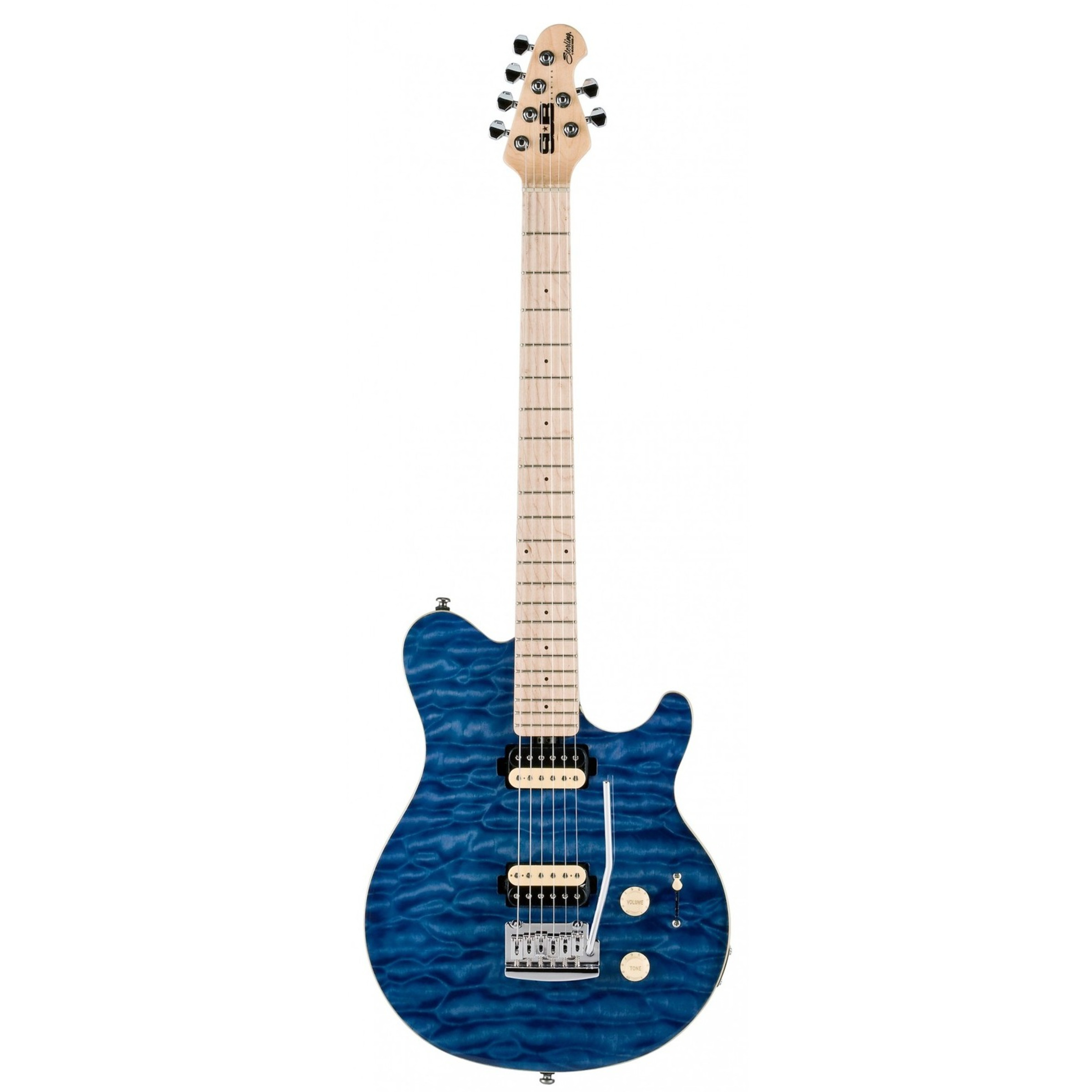 sterling by musicman ax3 electric guitar giggear. Black Bedroom Furniture Sets. Home Design Ideas