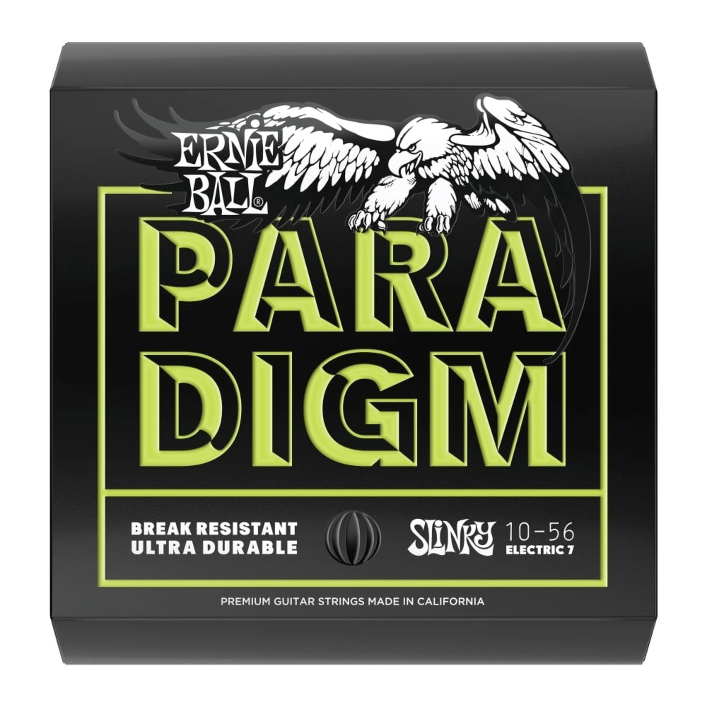 ernie ball paradigm electric guitar strings 7 string giggear. Black Bedroom Furniture Sets. Home Design Ideas