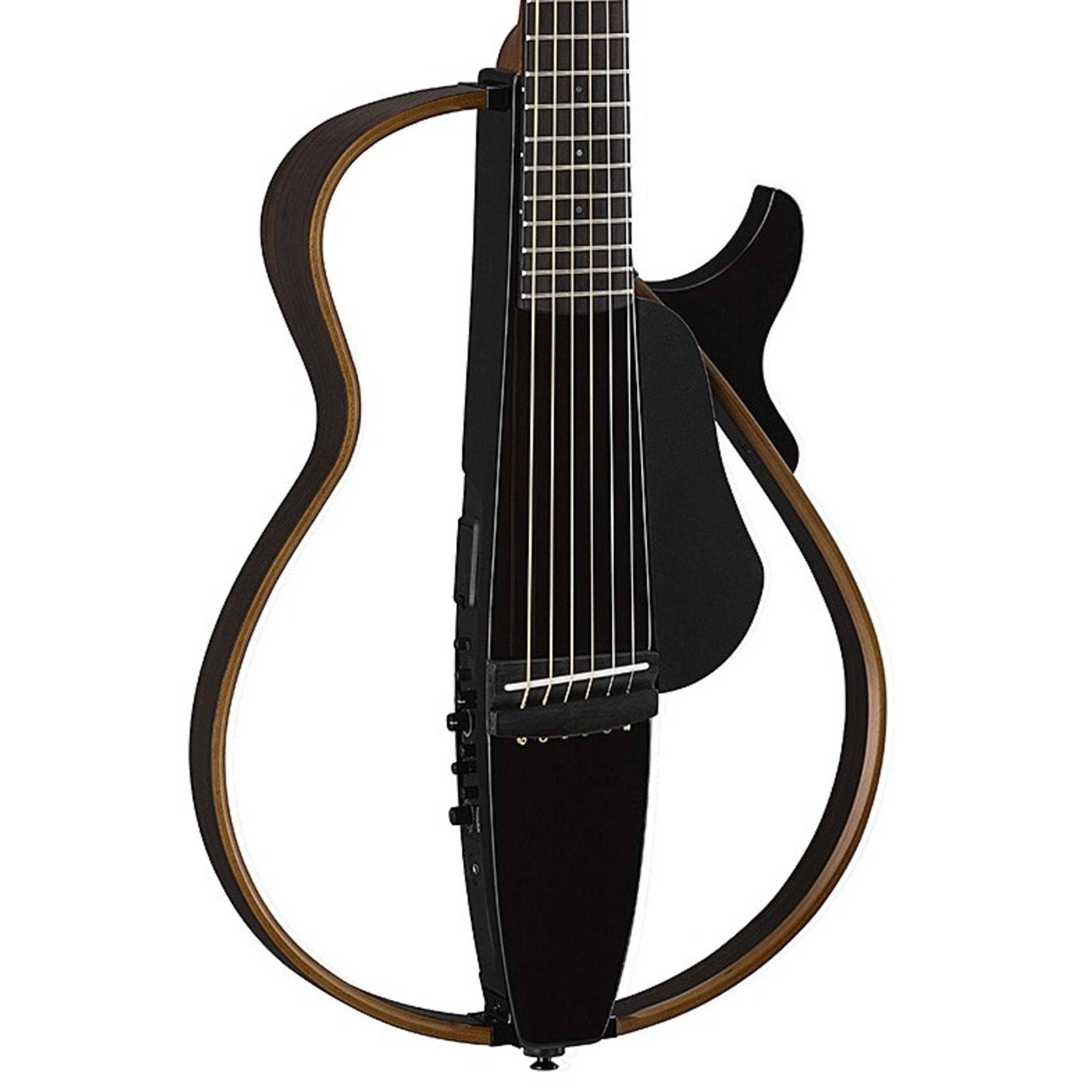 yamaha slg200s steel strung silent guitar giggear. Black Bedroom Furniture Sets. Home Design Ideas