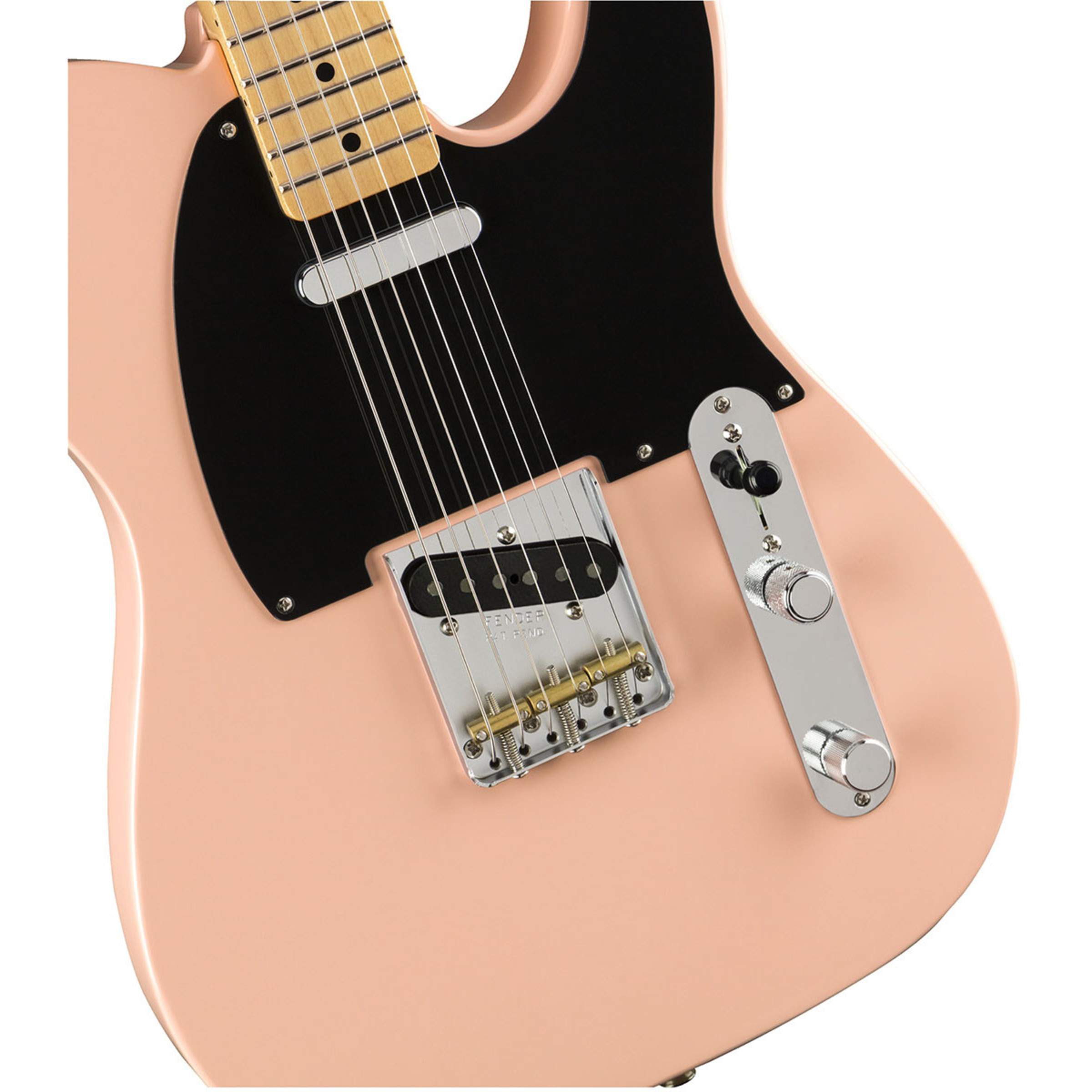 fender limited edition classic player baja tele shell pink giggear. Black Bedroom Furniture Sets. Home Design Ideas