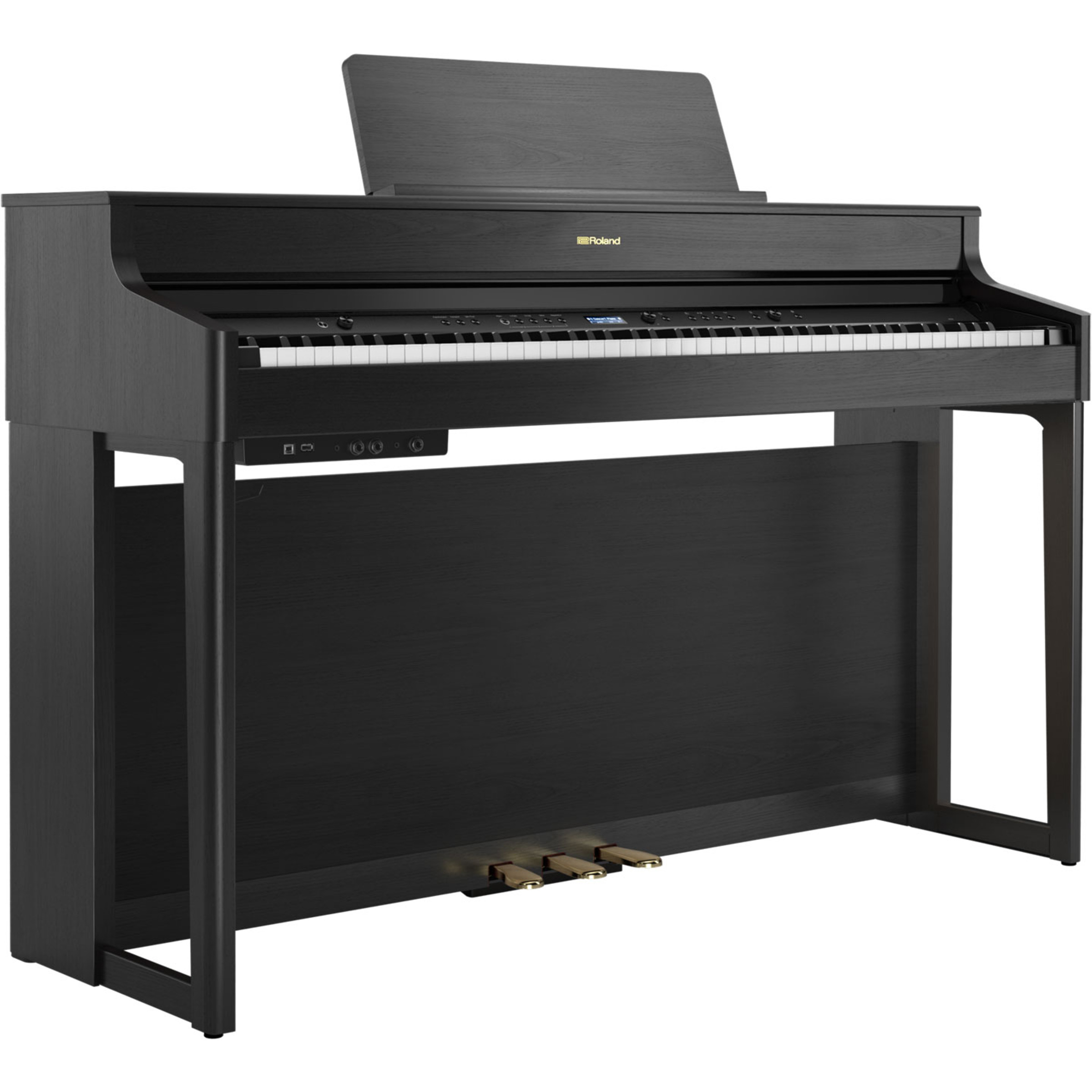 pianos keys roland hp702 digital piano giggear. Black Bedroom Furniture Sets. Home Design Ideas