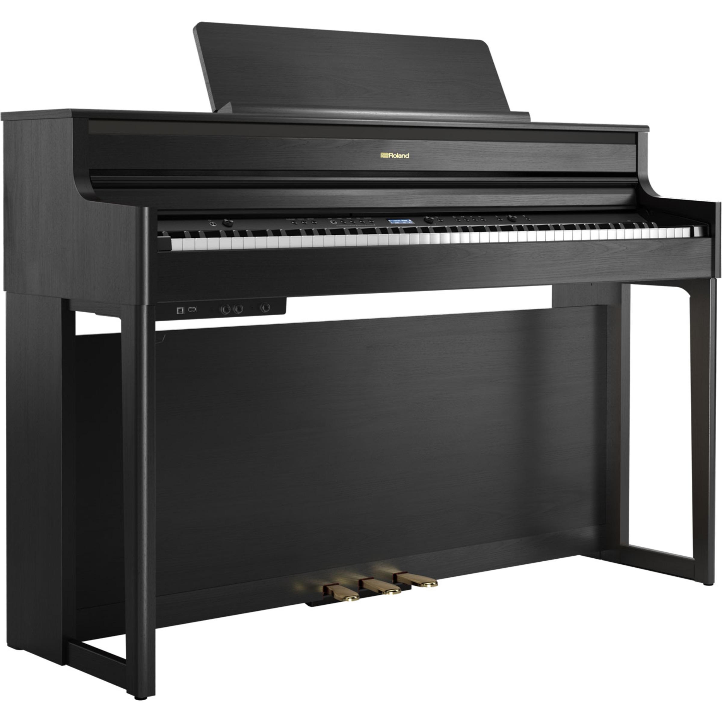 pianos keys roland hp704 digital piano giggear. Black Bedroom Furniture Sets. Home Design Ideas