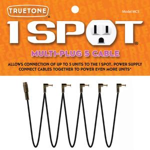 Truetone 1 Spot - 5 Way Daisy Chain