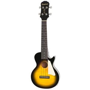 Epiphone Les Paul Electro Acoustic Concert Ukulele - Vintage Sunburst