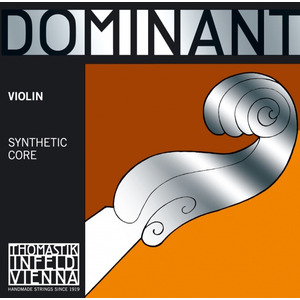 Thomastik-Infeld Dominant Violin String Set Medium - 4/4 Size