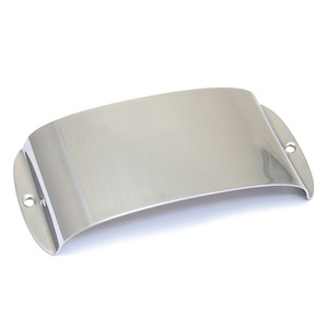 Fender Vintage Jazz Bass Pickup Cover - Chrome