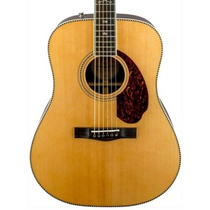 Fender Paramount PM1 Deluxe Dreadnought - All-Solid Electro Acoustic - Natural
