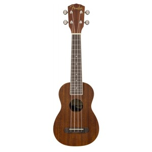 Fender Seaside Soprano Ukulele - Natural