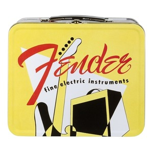 Fender Vintage Lunchbox with Accessories