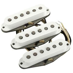 Fender Pure Vintage 65 Stratocaster Pickup Set - Vintage White