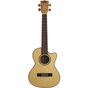 Kala Flame Maple Series - KA-FMTGE-C Electro Tenor Ukulele