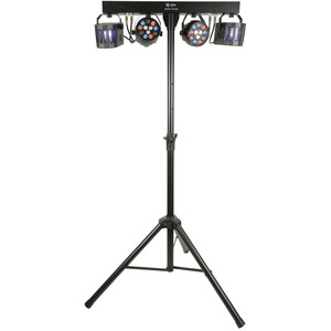 Qtx LED Derby FX Bar