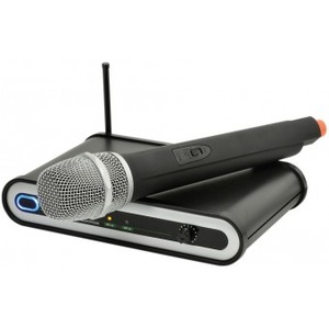 Qtx Handheld Wireless Microphone System