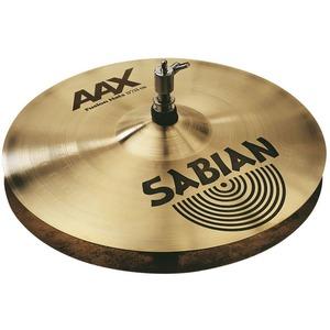 """Sabian AAX Series - Fusion Hi-Hats - 13"""""""