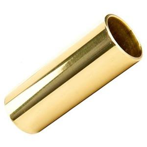 Jim Dunlop 222 Solid Brass Guitar Slide - Medium