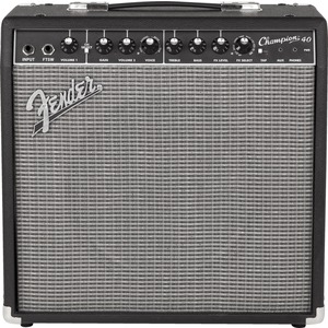 Fender Champion 40 - 40w Guitar Combo