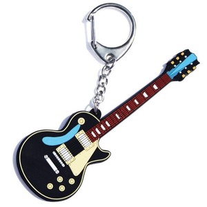 Official Key Ring - Vintage Electric Guitar