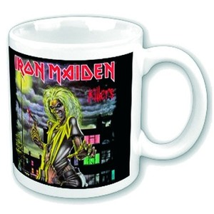 Official Iron Maiden Boxed Mug - Killers