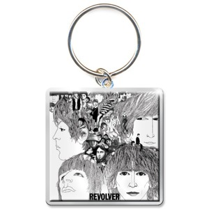Official Beatles Revolver Key Ring