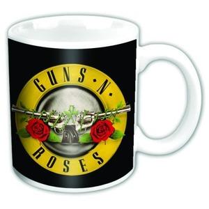 Official Guns N Roses Boxed Mug - Bullet