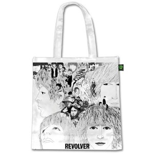 Official Beatles Eco Shopper Bag - Revolver