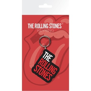 Official Rolling Stones Logo Key Ring