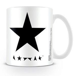 Official David Bowie Boxed Mug - Blackstar