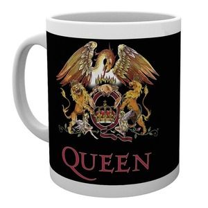 Official Queen Boxed Mug - Classic Crest