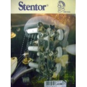 Stentor Classical Machine Heads - Plastic Shaft