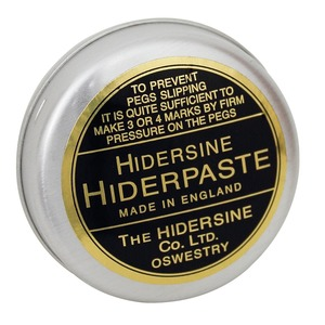Hidersine Hill Violin Peg Paste - To prevent Slipping