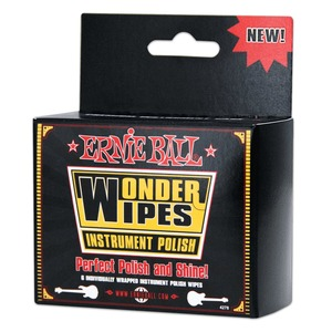 Ernie Ball Wonder Wipe Body Polish 6 Pack