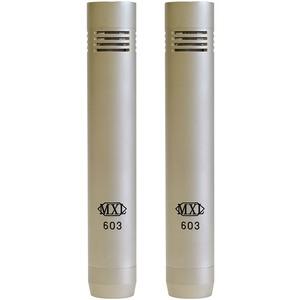 Mxl 603 Pair - Instrument Condenser Mic Pair