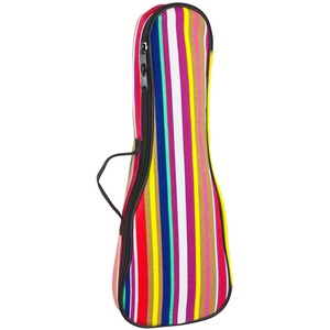 Tom & Will Ukulele Gig Bag - Soprano - Stripes